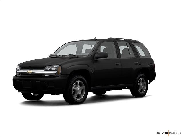 2007 Chevrolet TrailBlazer Vehicle Photo in Casper, WY 82609