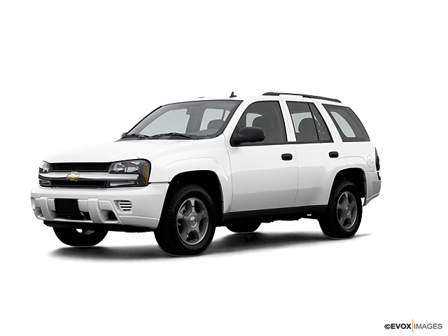 2007 Chevrolet TrailBlazer Vehicle Photo in Newark, DE 19711