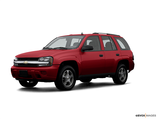 2007 Chevrolet TrailBlazer Vehicle Photo in Tallahassee, FL 32304
