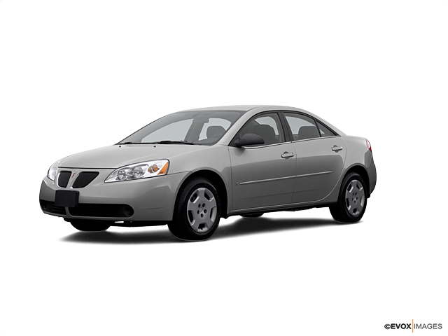 2007 Pontiac G6 Vehicle Photo in Greeley, CO 80634