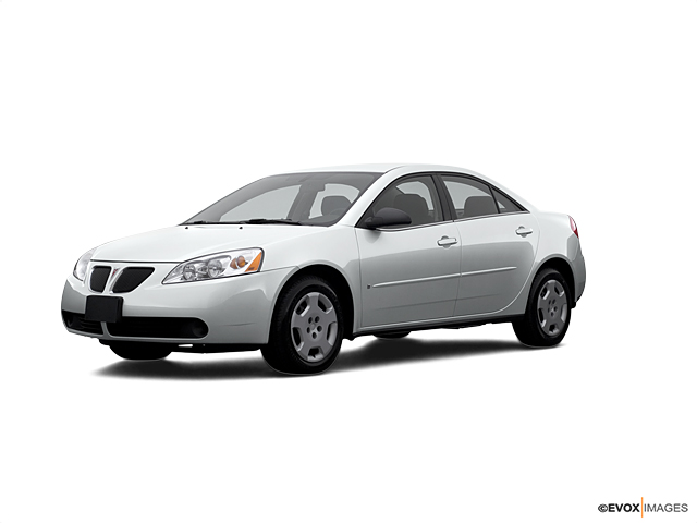 2007 Pontiac G6 Vehicle Photo in Baton Rouge, LA 70806