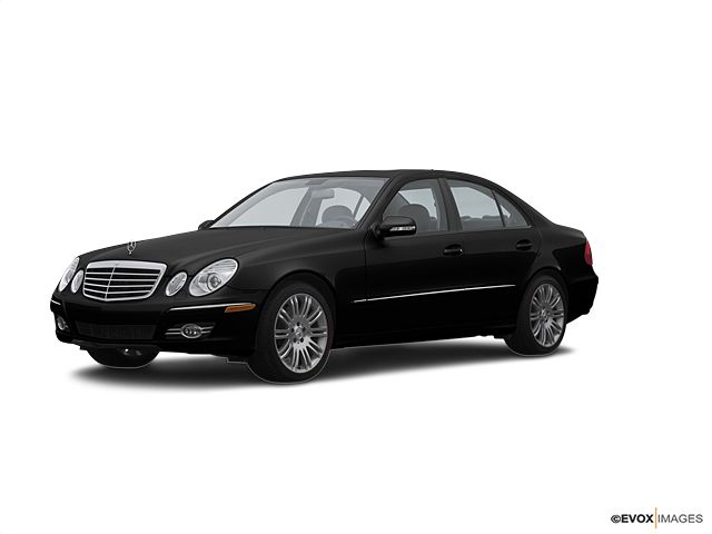 2007 Mercedes-Benz E-Class Vehicle Photo in Knoxville, TN 37912