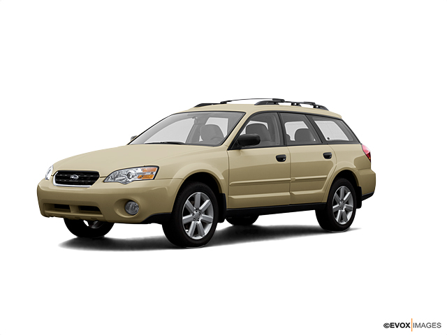 2007 Subaru Legacy Wagon Vehicle Photo in Sioux City, IA 51101