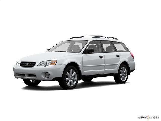 2007 Subaru Legacy Wagon Vehicle Photo in Monroe, NC 28110