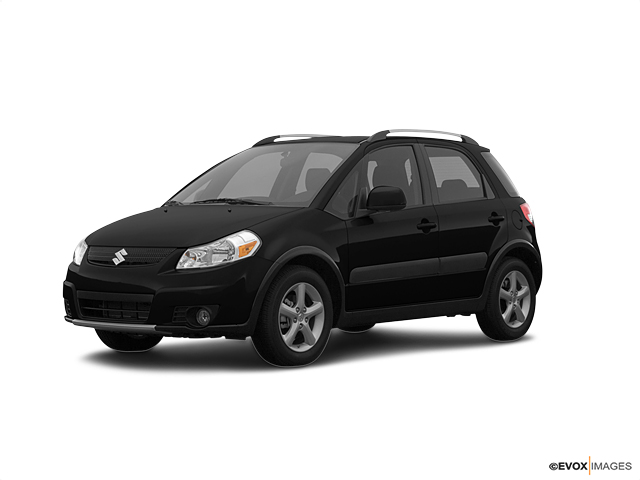 2007 Suzuki SX4 Vehicle Photo in Harvey, LA 70058