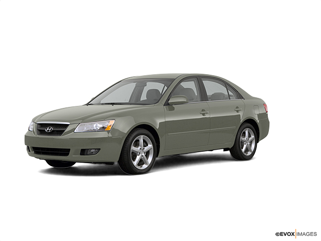 2007 Hyundai Sonata Vehicle Photo in Englewood, CO 80113
