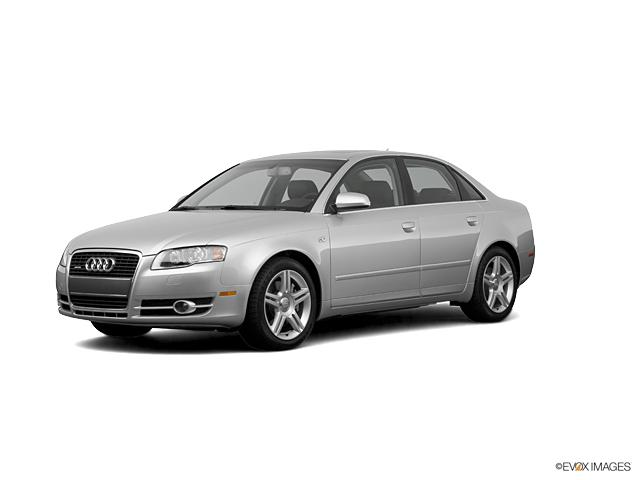 2007 Audi A4 Vehicle Photo in Janesville, WI 53545