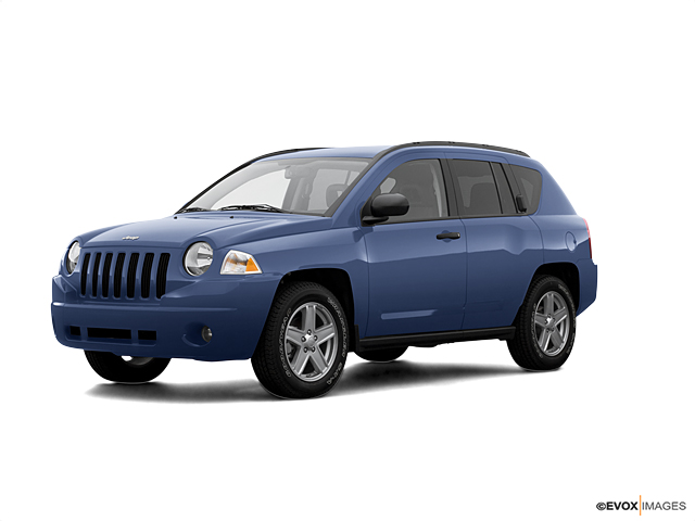 2007 Jeep Compass Vehicle Photo in Moon Township, PA 15108