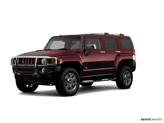 2007 HUMMER H3 Vehicle Photo in Anchorage, AK 99515