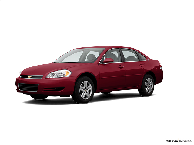 2007 Chevrolet Impala Vehicle Photo in Danville, KY 40422