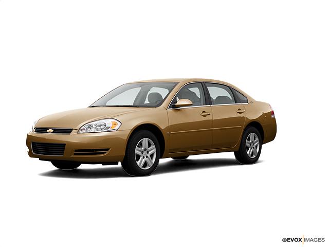 2007 Chevrolet Impala Vehicle Photo in Helena, MT 59601