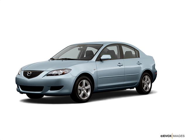 2007 Mazda Mazda3 Vehicle Photo in American Fork, UT 84003