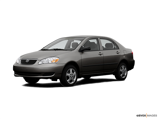 2007 Toyota Corolla Vehicle Photo in Tallahassee, FL 32304