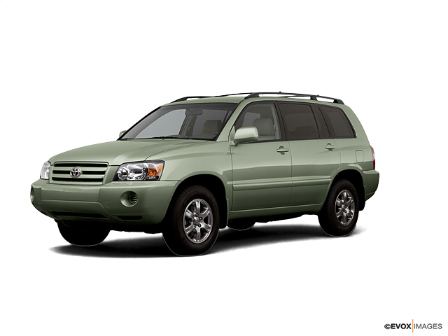 2007 Toyota Highlander Vehicle Photo In Farmington Nm 87402