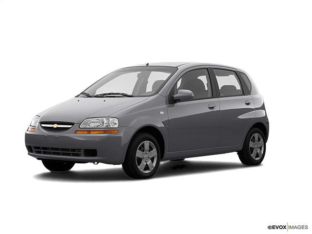 Used Medium Gray 2007 Chevrolet Aveo 5dr Hb Ls For Sale Indianapolis