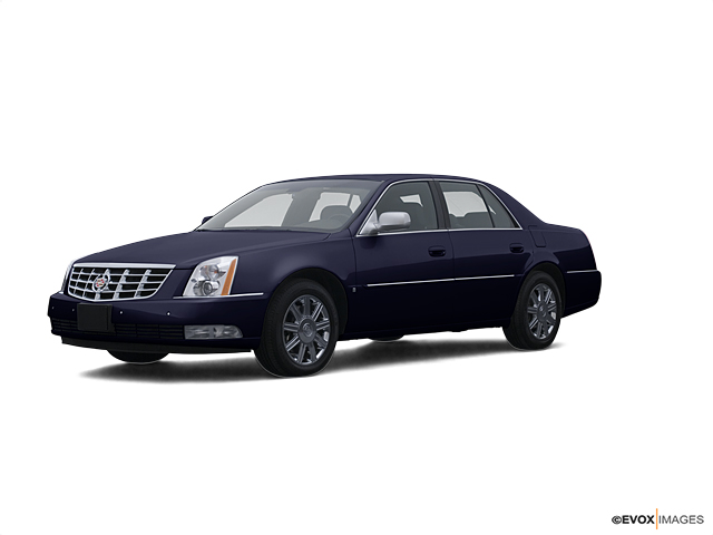 2007 Cadillac DTS Vehicle Photo in Gulfport, MS 39503