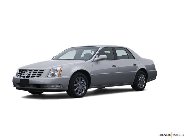 2007 Cadillac DTS Vehicle Photo in Ellwood City, PA 16117