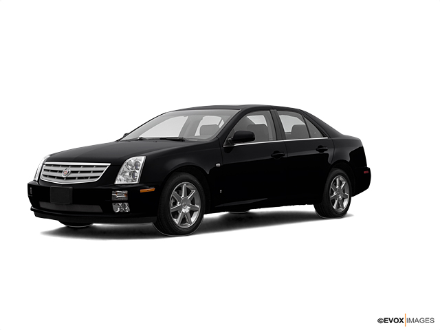 2007 Cadillac STS Vehicle Photo in Naples, FL 34109