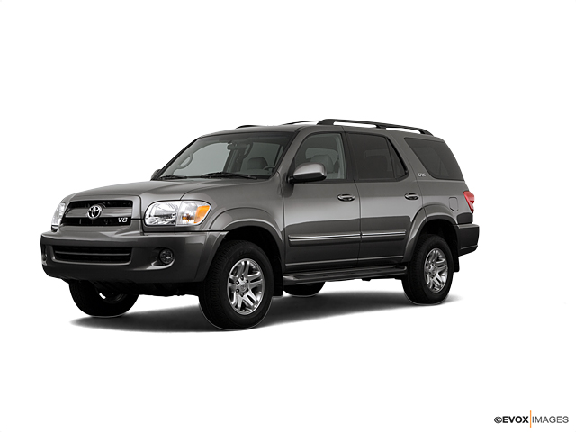 2007 Toyota Sequoia Vehicle Photo in Richmond, VA 23231