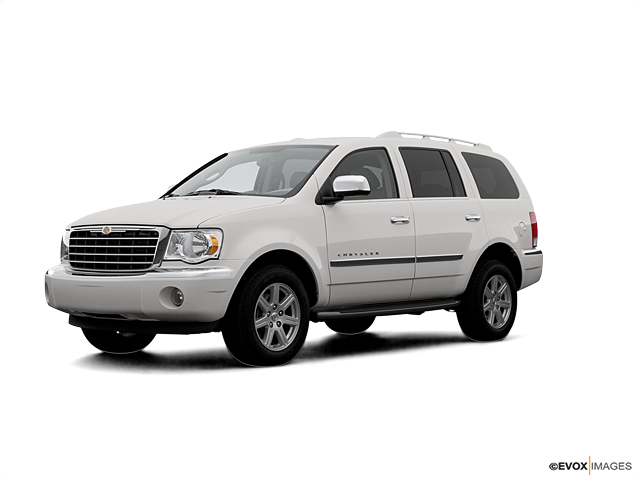 2007 Chrysler Aspen Vehicle Photo in Mission, TX 78572