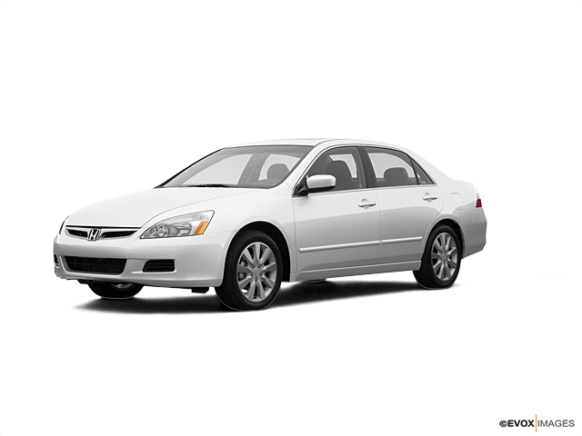2007 Honda Accord Sedan Vehicle Photo in Duluth, GA 30096