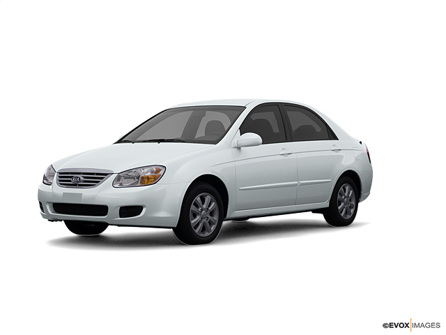 2007 Kia Spectra Vehicle Photo in Vincennes, IN 47591
