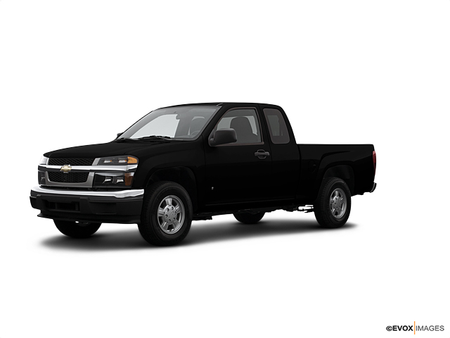 2007 Chevrolet Colorado Vehicle Photo in Janesville, WI 53545