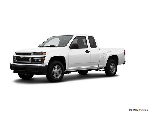 2007 Chevrolet Colorado Vehicle Photo in Salem, VA 24153