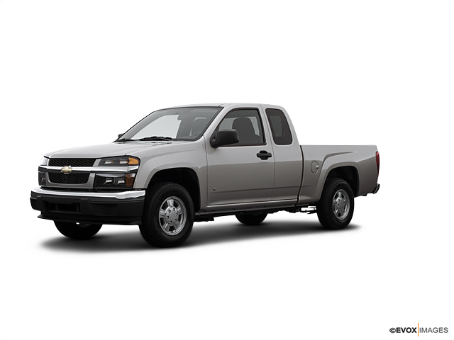 2007 Chevrolet Colorado for sale in Colma - 1GCCS19E578151794 - Stewart  Cadillac