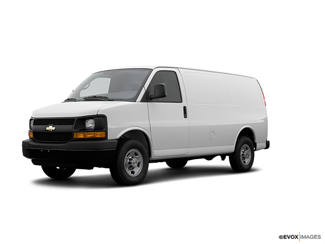 2007 Chevrolet Express Cargo Van Vehicle Photo in Midlothian, VA 23112