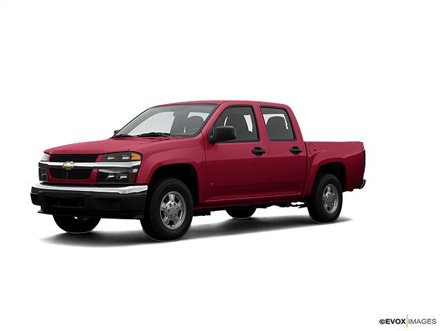 2007 Chevrolet Colorado Vehicle Photo in Odessa, TX 79762