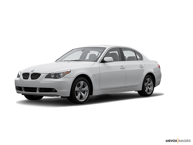 2007 BMW 530i Vehicle Photo in Cary, NC 27511