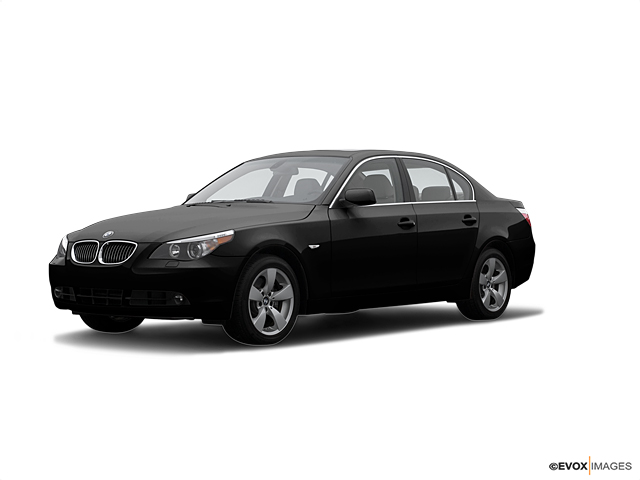 2007 BMW 525i Vehicle Photo in Midlothian, VA 23112