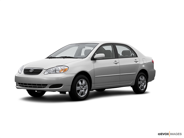 2007 Toyota Corolla Vehicle Photo in Owensboro, KY 42302