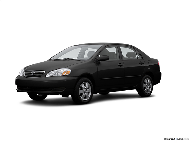 2007 Toyota Corolla Vehicle Photo in Joliet, IL 60435