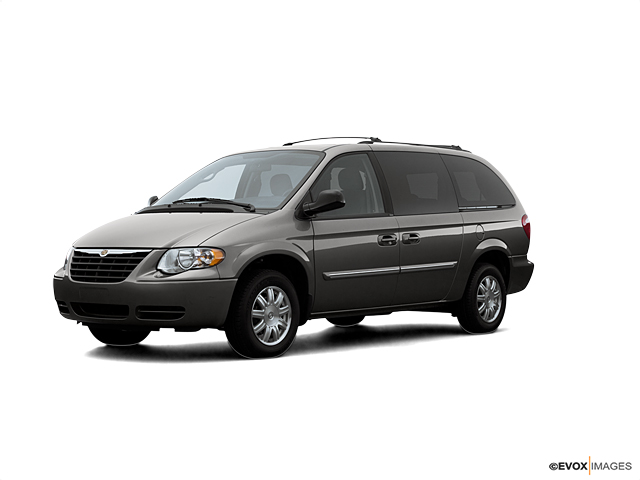 2007 Chrysler Town & Country LWB Vehicle Photo in Vincennes, IN 47591
