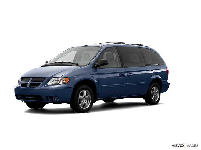 2007 Dodge Grand Caravan Vehicle Photo in Joliet, IL 60435