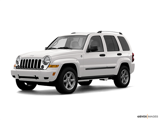 2007 Jeep Liberty Vehicle Photo in Bend, OR 97701