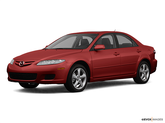 2007 Mazda Mazda6 Vehicle Photo in Oklahoma City, OK 73162