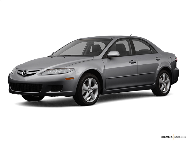 2007 Mazda Mazda6 Vehicle Photo in Colorado Springs, CO 80905