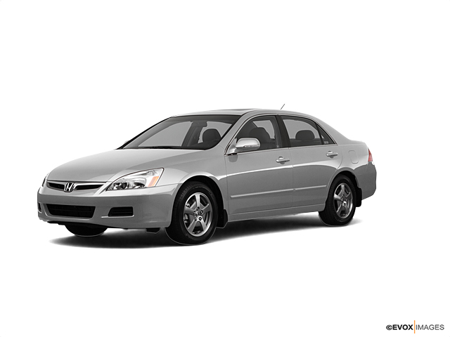 2007 Honda Accord Hybrid Vehicle Photo in Spokane, WA 99207