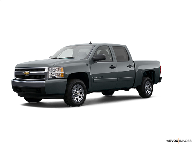 2007 Chevrolet Silverado 1500 Vehicle Photo in Edinburg, TX 78542