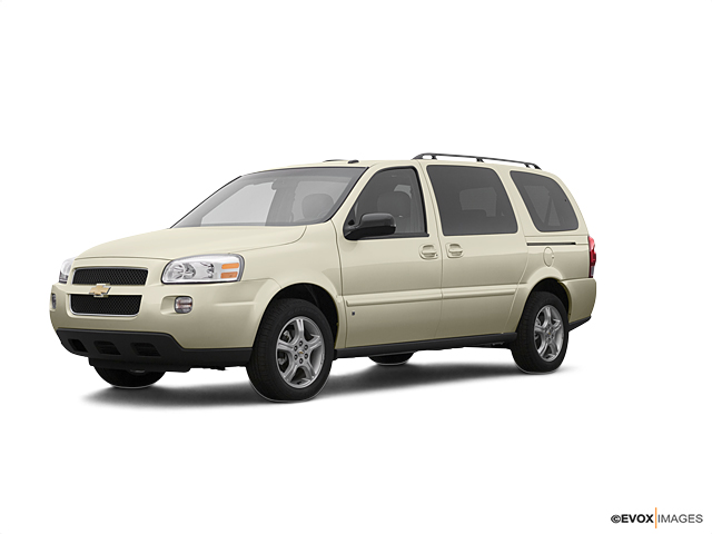 2007 Chevrolet Uplander Vehicle Photo in Worthington, MN 56187