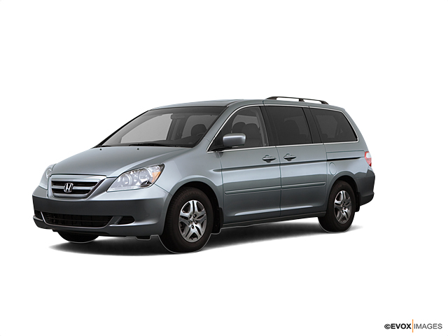 2007 Honda Odyssey Vehicle Photo in Moon Township, PA 15108