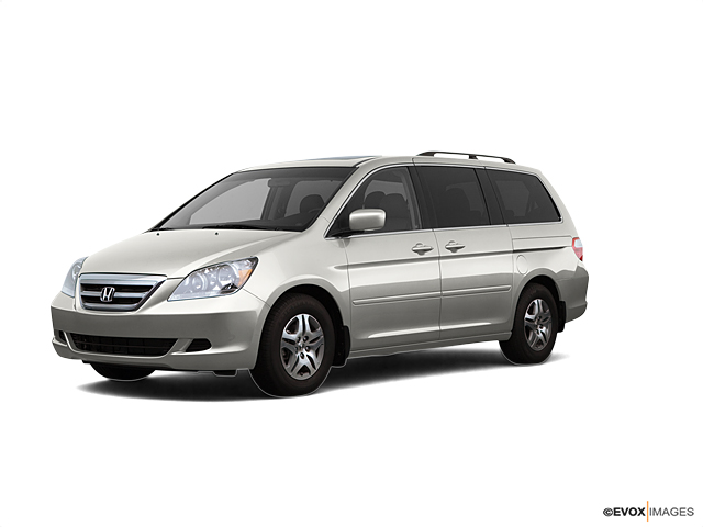 2007 Honda Odyssey Vehicle Photo in Spokane, WA 99207