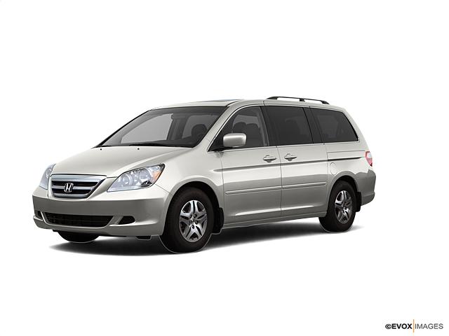 2007 Honda Odyssey Vehicle Photo In Johnson City, TN 37601