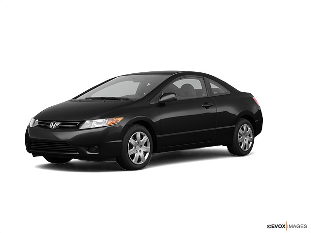 2007 Honda Civic Coupe Vehicle Photo in Austin, TX 78759