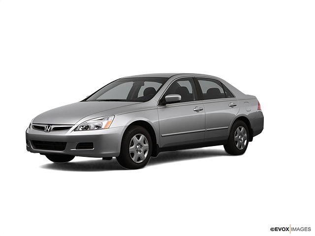 2007 Honda Accord Sedan Vehicle Photo in Rockford, IL 61107
