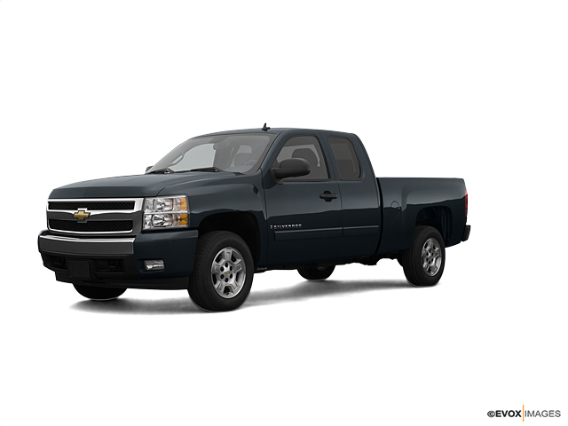 2007 Chevrolet Silverado 1500 Vehicle Photo in Richmond, VA 23231
