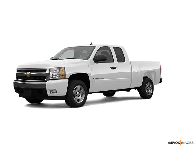2007 Chevrolet Silverado 1500 Vehicle Photo in Columbia, TN 38401